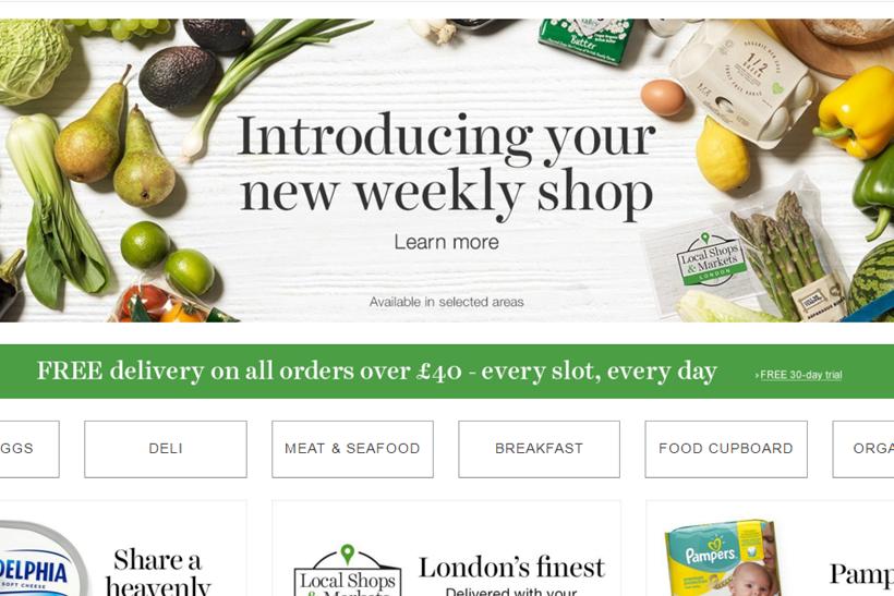 Amazon Fresh set to overturn UK grocery sector and damage Tesco