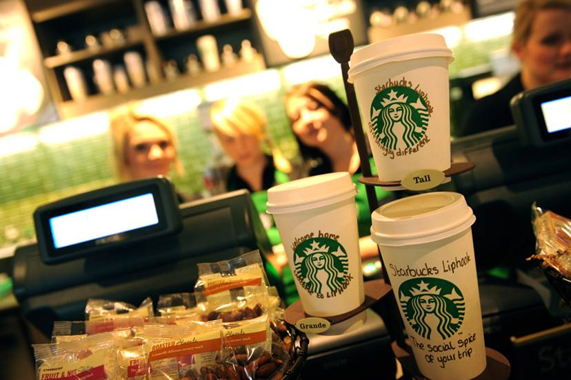 starbucks: just who is the starbucks customer essay It happens millions of times each week – a customer receives a drink from a starbucks barista – but each interaction is unique it's just a moment in time – just one hand reaching over the counter to present a cup to another outstretched hand.