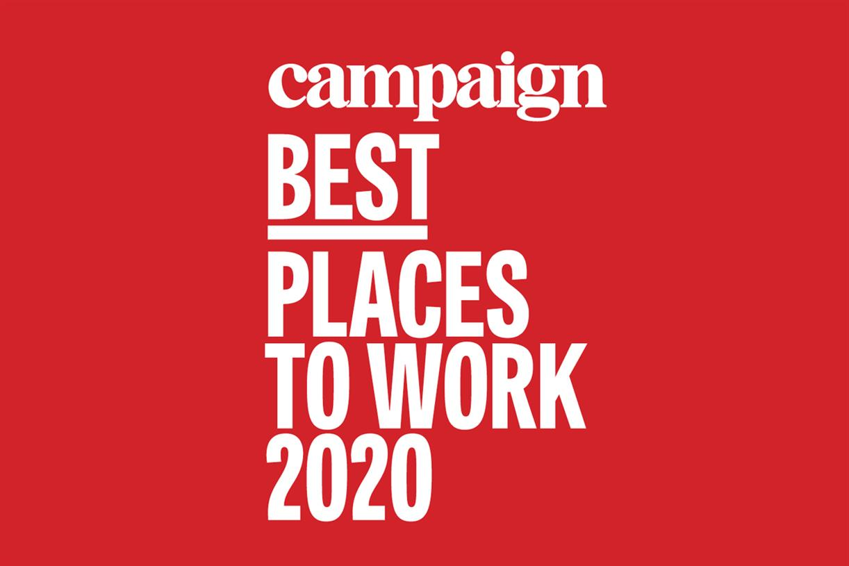 2020 Best Places To Work Campaign Best Places to Work 2020 opens for entries | Campaign US