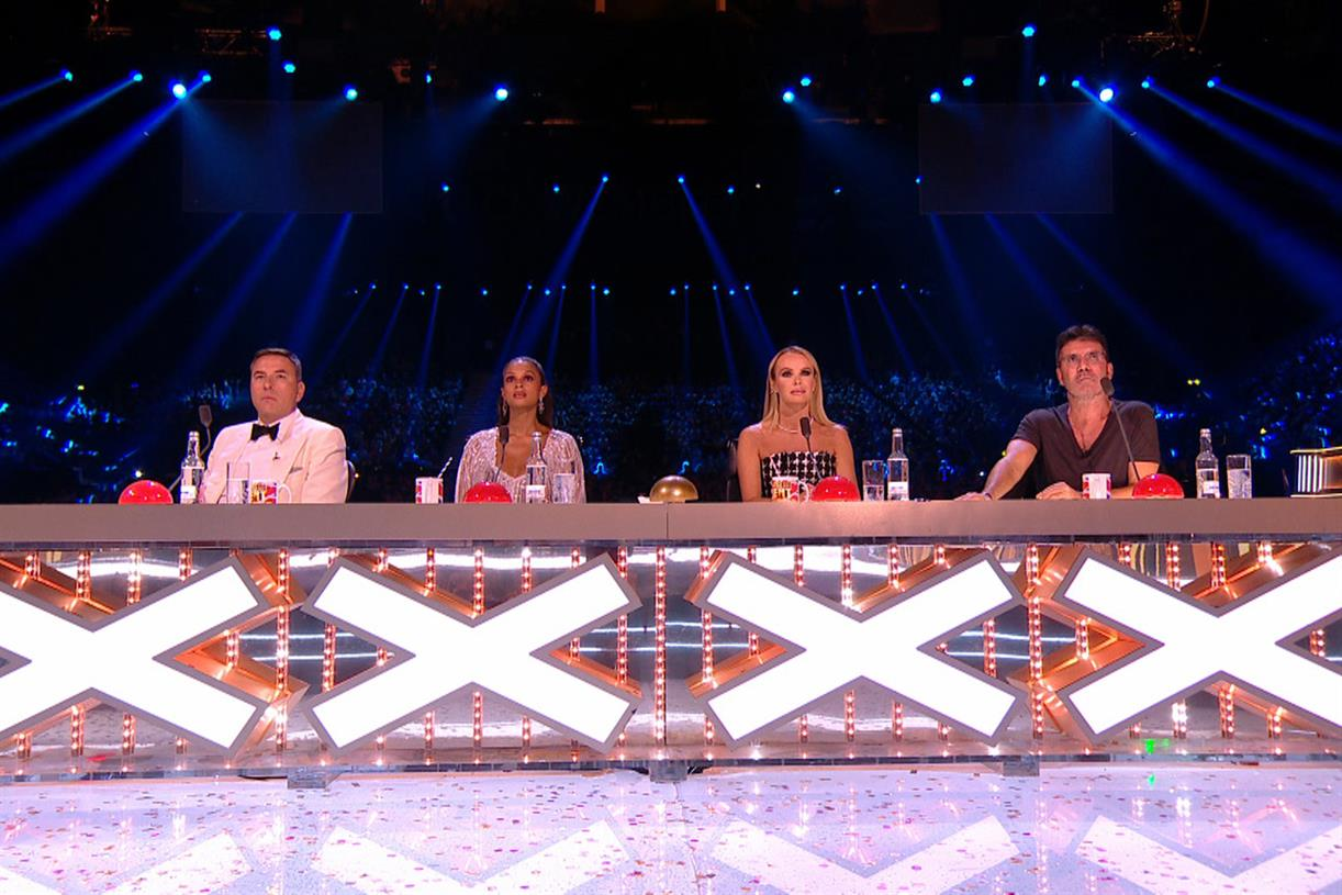 Image result for bgt the champions""