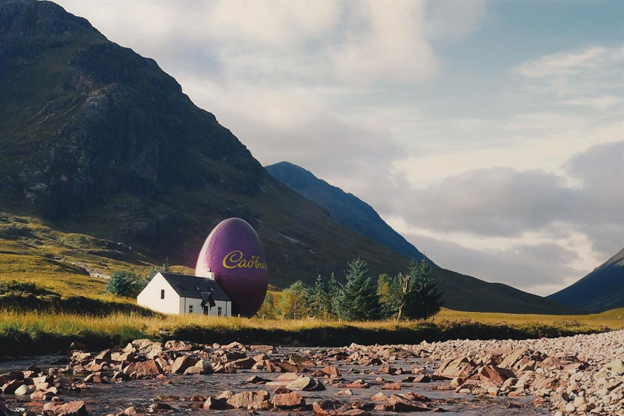 Cadbury creates personalised Google Street View egg hunt