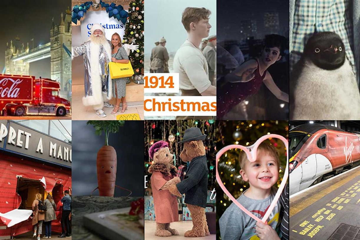 Uk Christmas Collage 2020 Christmas 2020: public favours 'real stories' over big budget