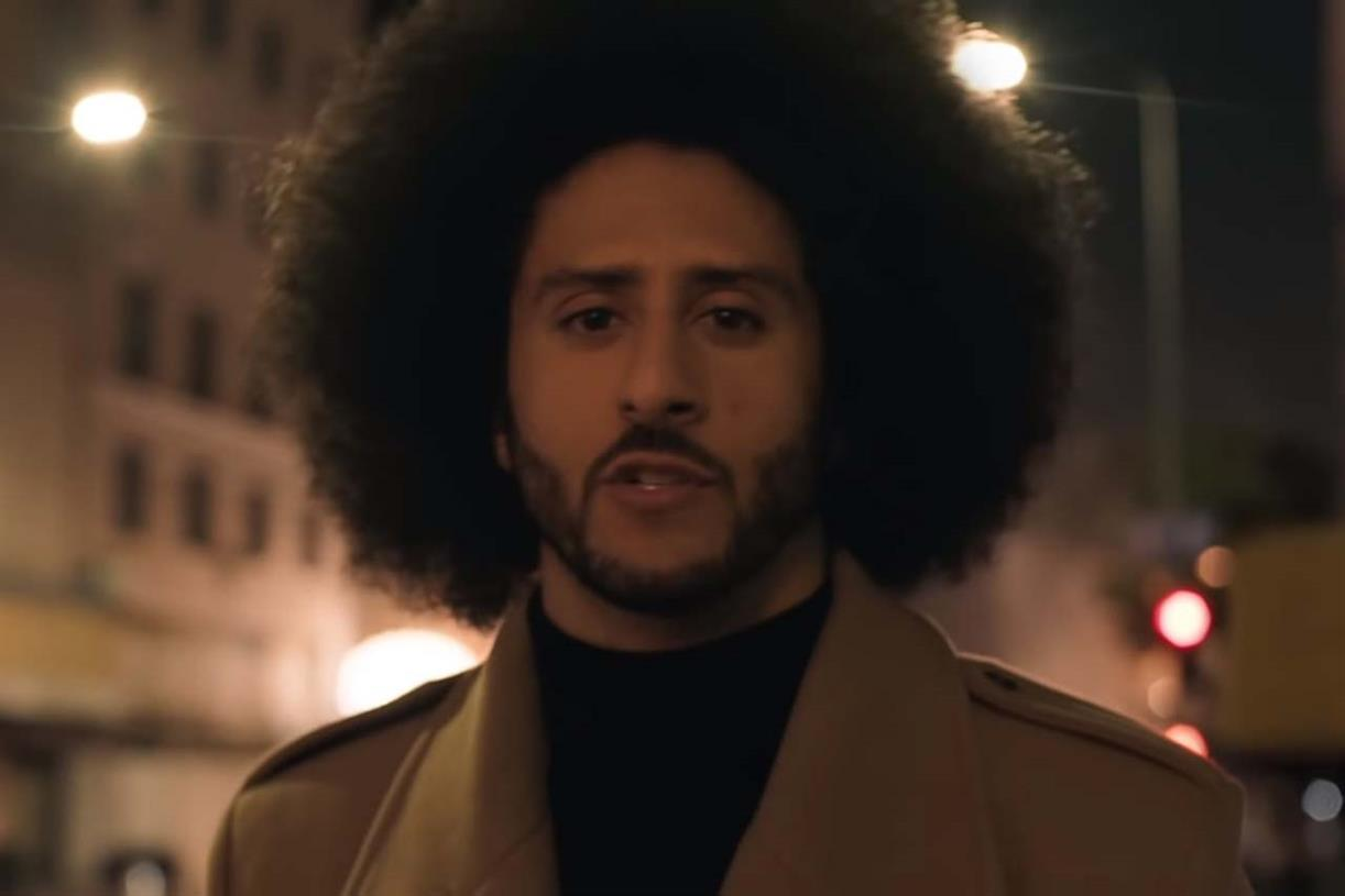 1dff99a69565 Colin Kaepernick hails the crazy dreamers in video ad for Nike