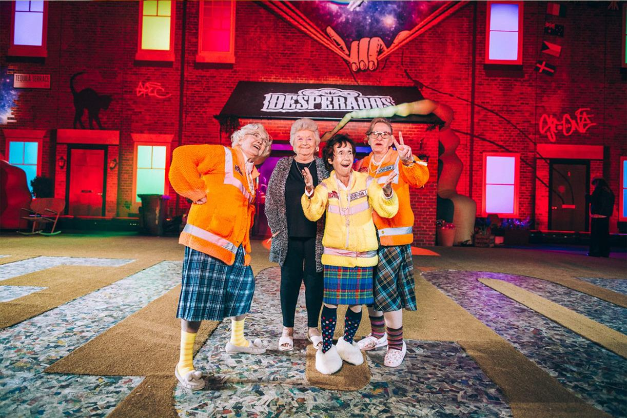 Desperados Puts Consumers In Control Of The Experience At Epic House Party