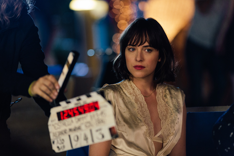 Estrella Damm Launches 12 Minute Film Featuring 50 Shades Star Dakota Johnson By Simongwynn
