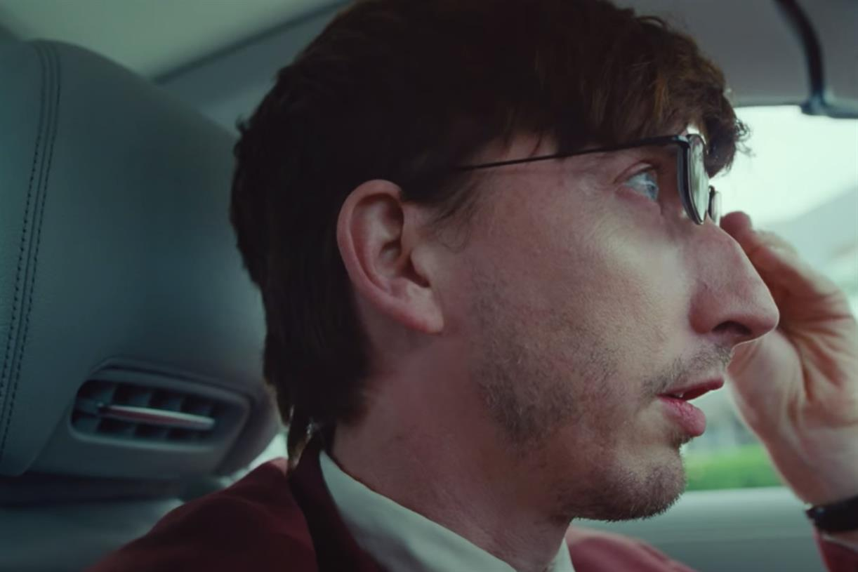 Mercedes-Benz channels Baby Driver in parking assist film