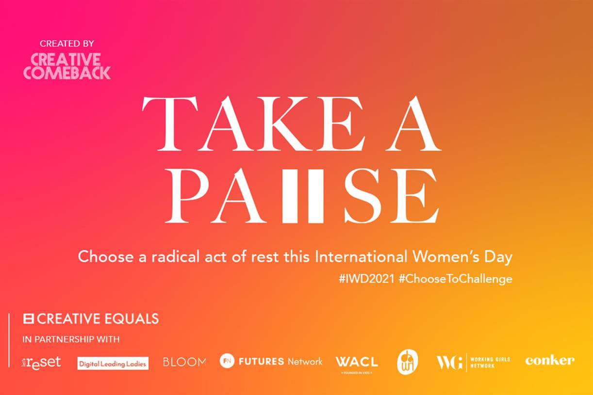 Creative Comeback marks International Women's Day