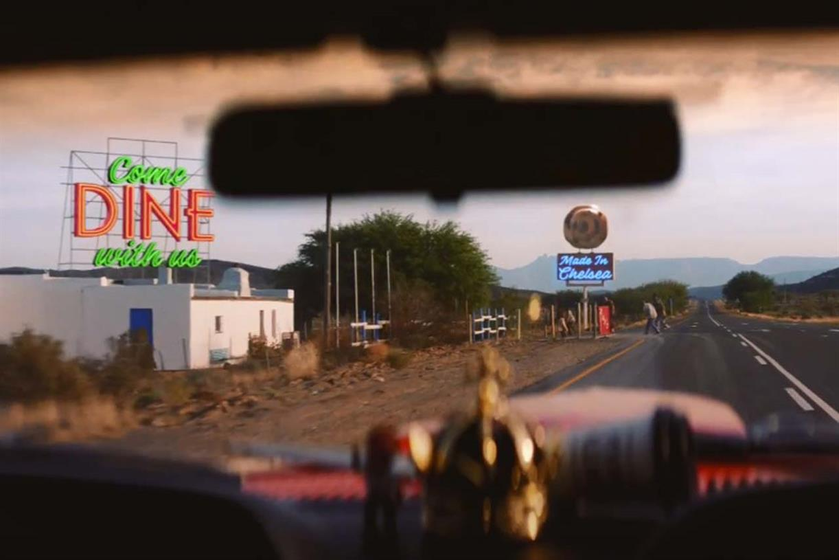 Freeview hits the Free Love Freeway in new campaign