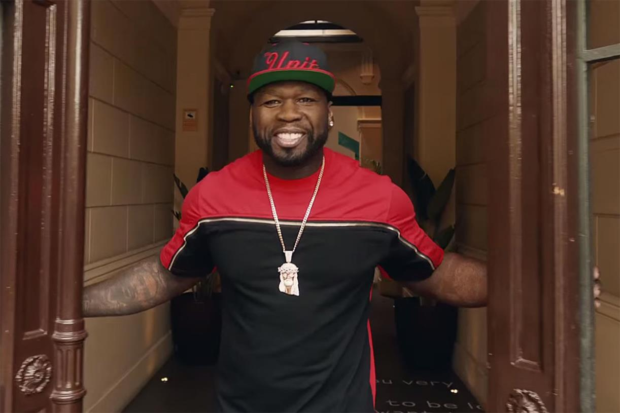 50 Cent Stars In Hostelworld Ad Spoof Of Mtv Cribs
