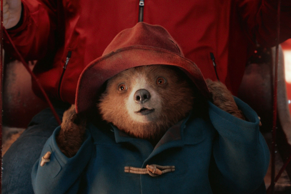 fcadbb7f16 Marks   Spencer bets on Paddington to save Christmas in  most digital