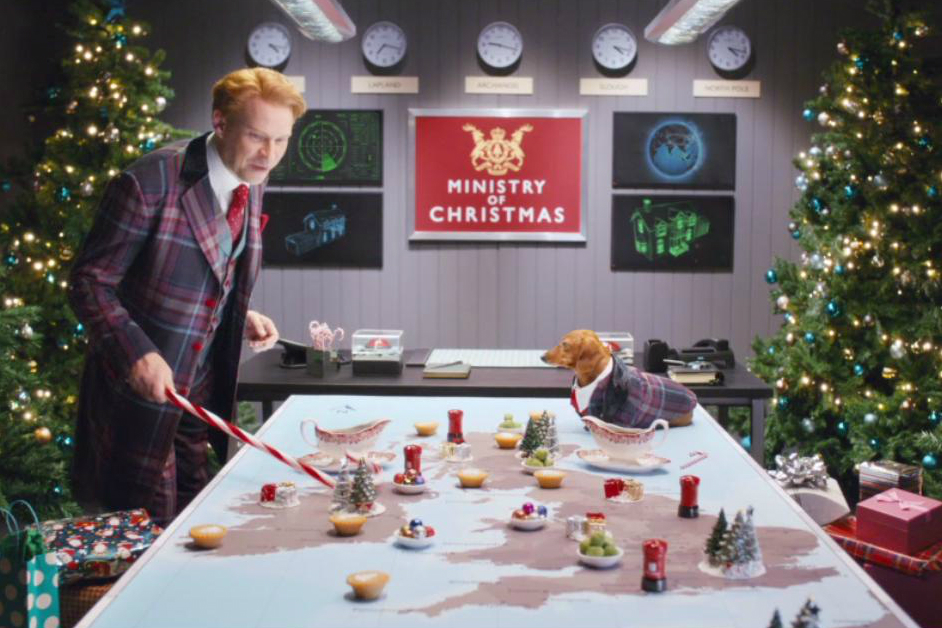 watch the post offices first christmas tv campaign in five years campaign us - Post Office Christmas Eve
