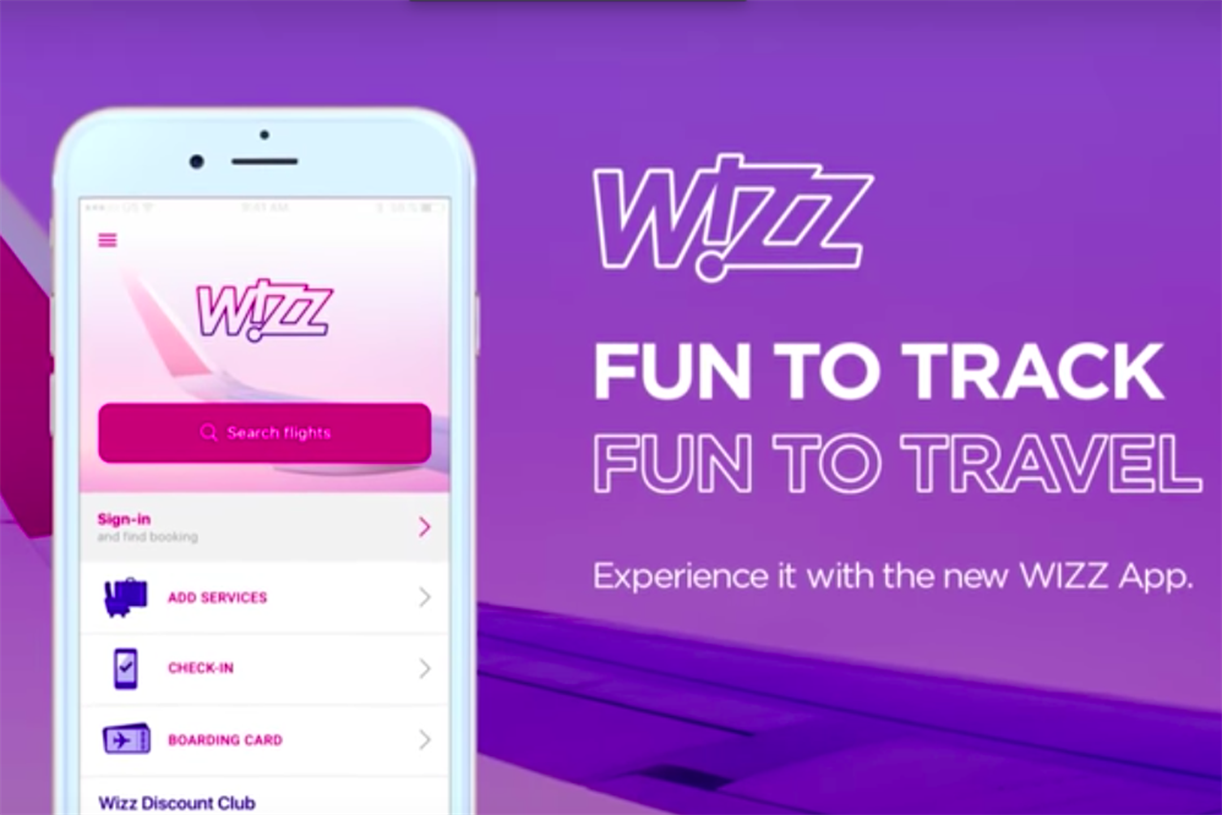 How Low Cost Airline Wizz Air Is Winning On Digital Experience Campaign Us