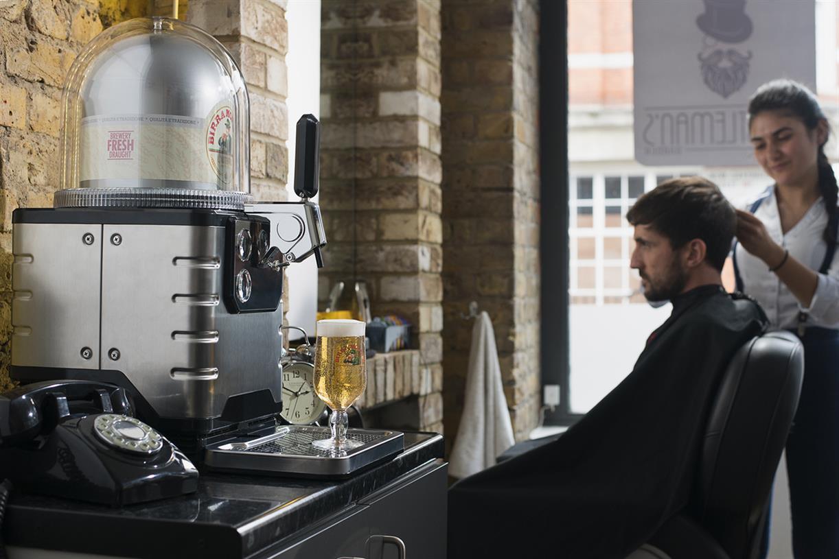 Heineken Launches Blade The Nespresso For Beer