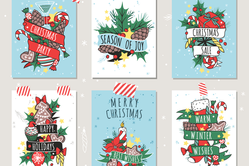christmas cards and reciprocity what it means for brands campaign us - Christmas Cards