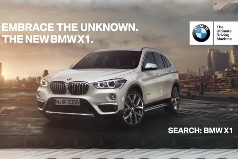 Bmw S Latest Ad Falls Short On Style And The Spirit Of