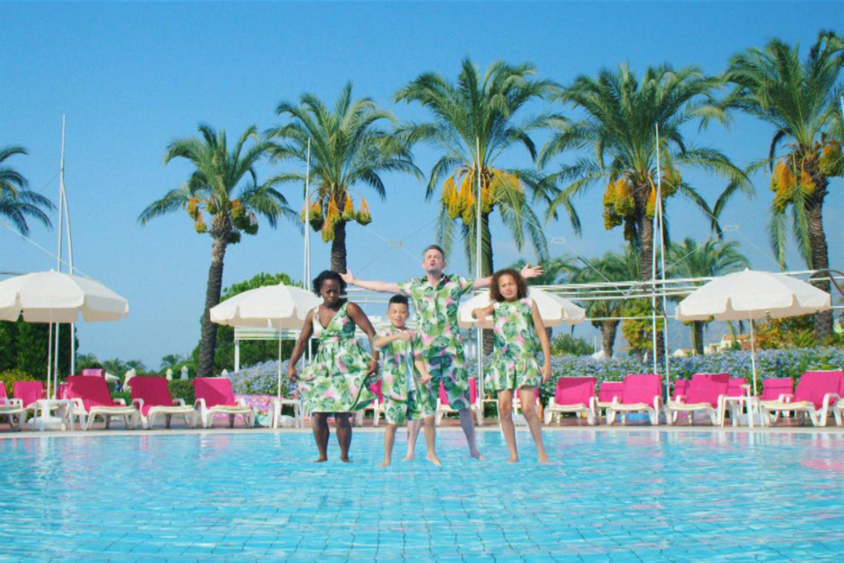 First choice goes 39 mahoosive 39 on all inclusive with for First choice family