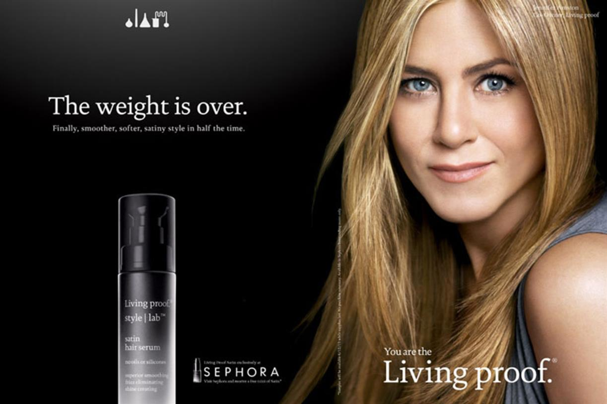Unilever To Buy Haircare Brand Part Owned By Jennifer Aniston