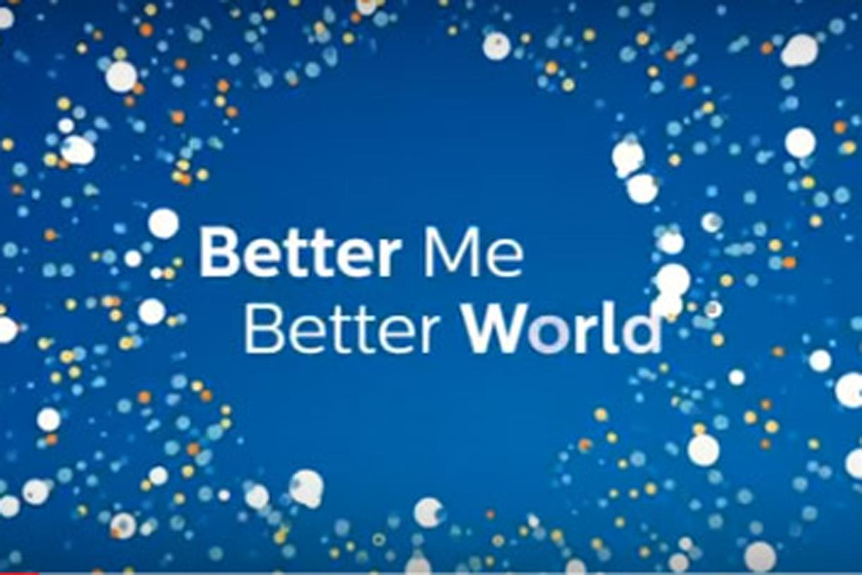 Philips Launches Global Marketing Initiative Better Me