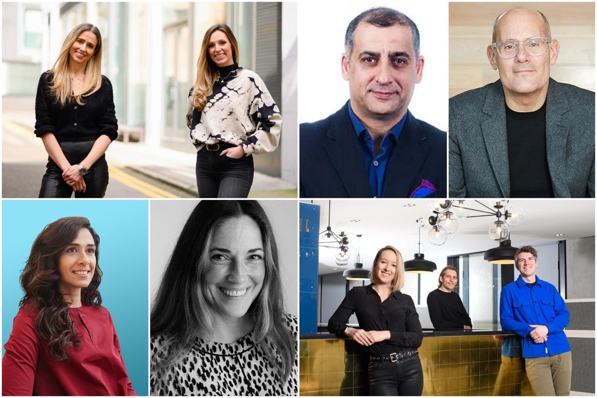 Movers and Shakers: Ogilvy, Saatchi & Saatchi, Waitrose, Atomic, Iris, Landor & Fitch