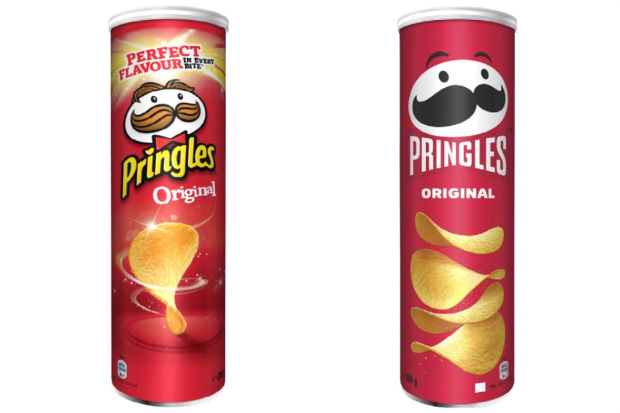 Pringles' mascot rebrands for first time in 20 years