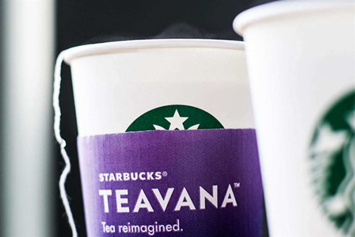Watch: Why tea is the new coffee at Starbucks