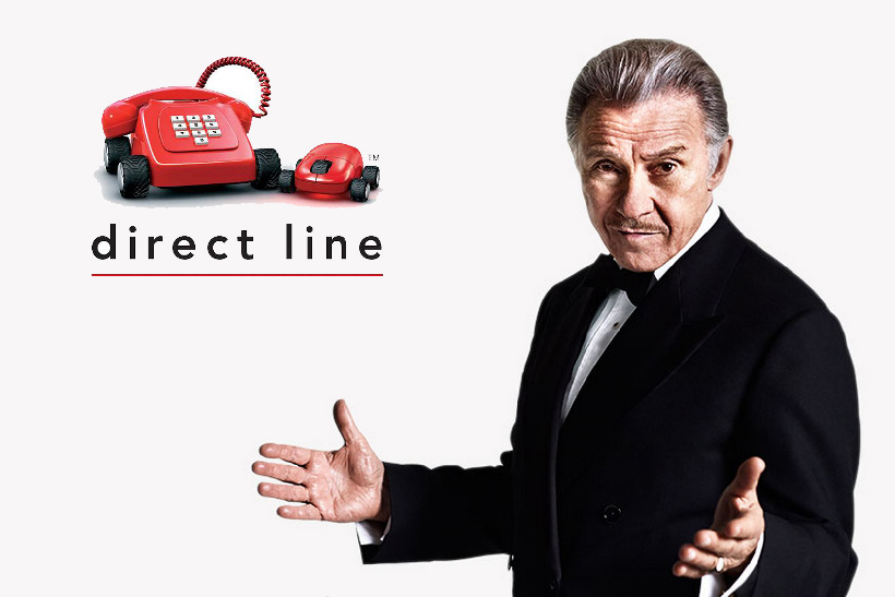 Image result for direct line advert