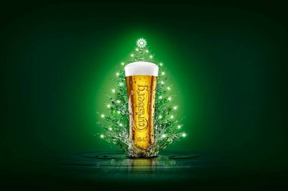 Carlsberg To Unveil Beer Bottle Christmas Tree On The