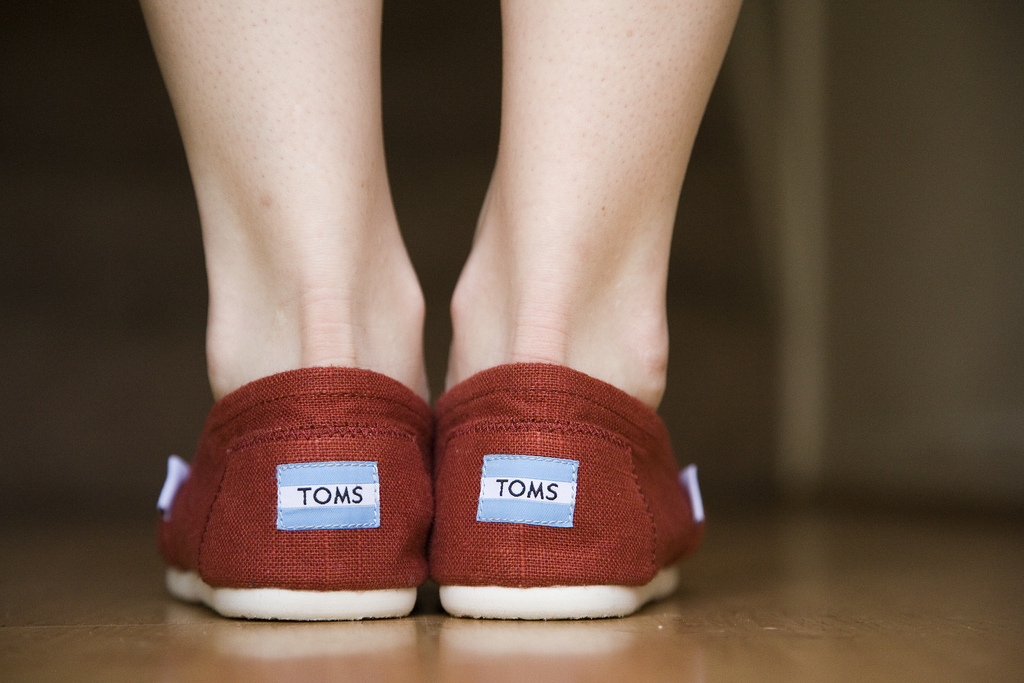 Four lessons from TOMS' One for One