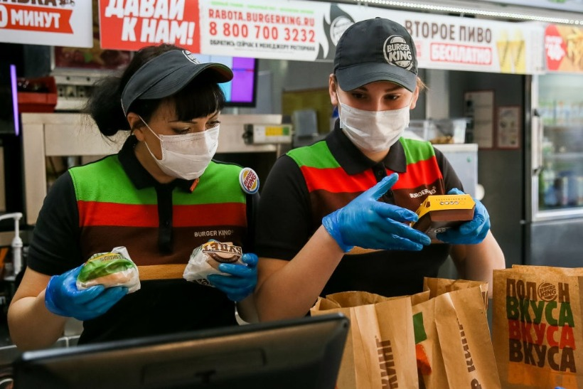 Burger King, Popeyes and Tim Hortons staff to get special bonus, says RBI  CEO in open letter | Campaign US