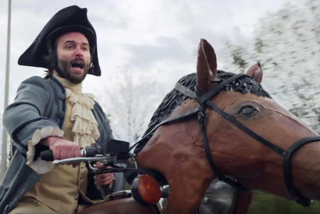 As the ACA deadline looms, Barton F. Graf enlists Paul Revere to get the word out   Campaign US