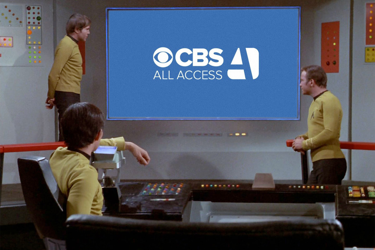 Star Trek' to reboot on CBS All Access