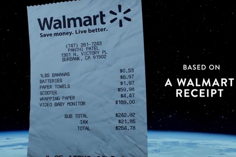 See Seth Rogen's 'bananas' musical for Walmart's Oscars campaign ...