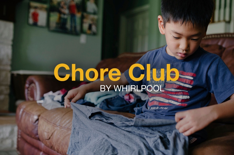 Ad of the Week: Whirlpool introduces chores into kids