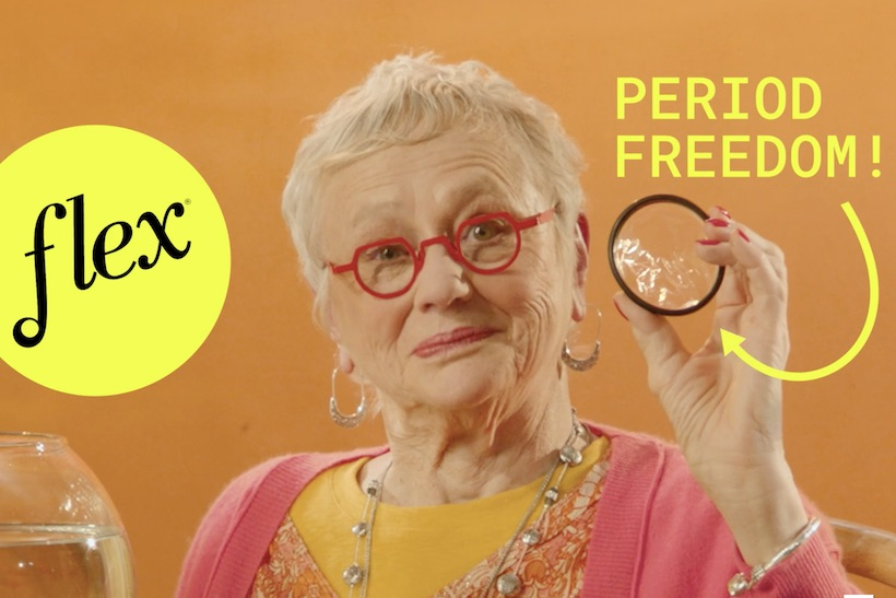 Flex taps unlikely allies for menstrual product campaign   Campaign US