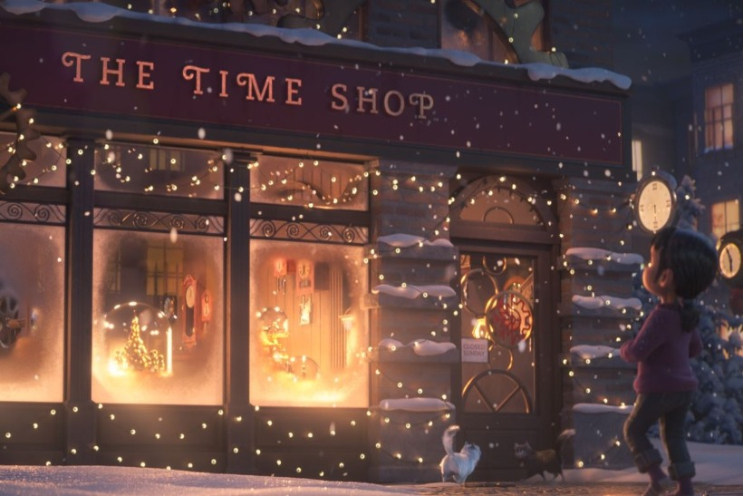 Chick-fil-A enters Christmas Super Bowl ad arena with magical spot