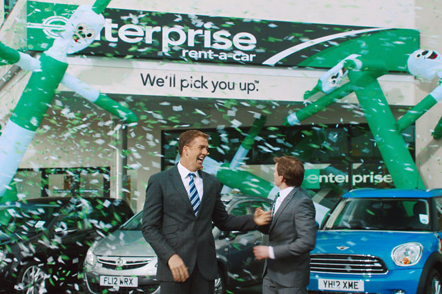 Enterprise Rent A Car We Ll Pick You Up By Dare