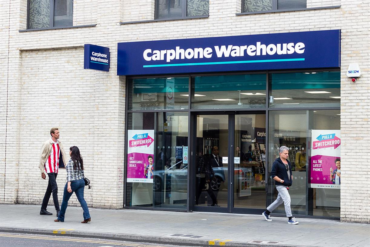 Carphone Warehouse Switcheroo By Amv Bbdo Campaign Us