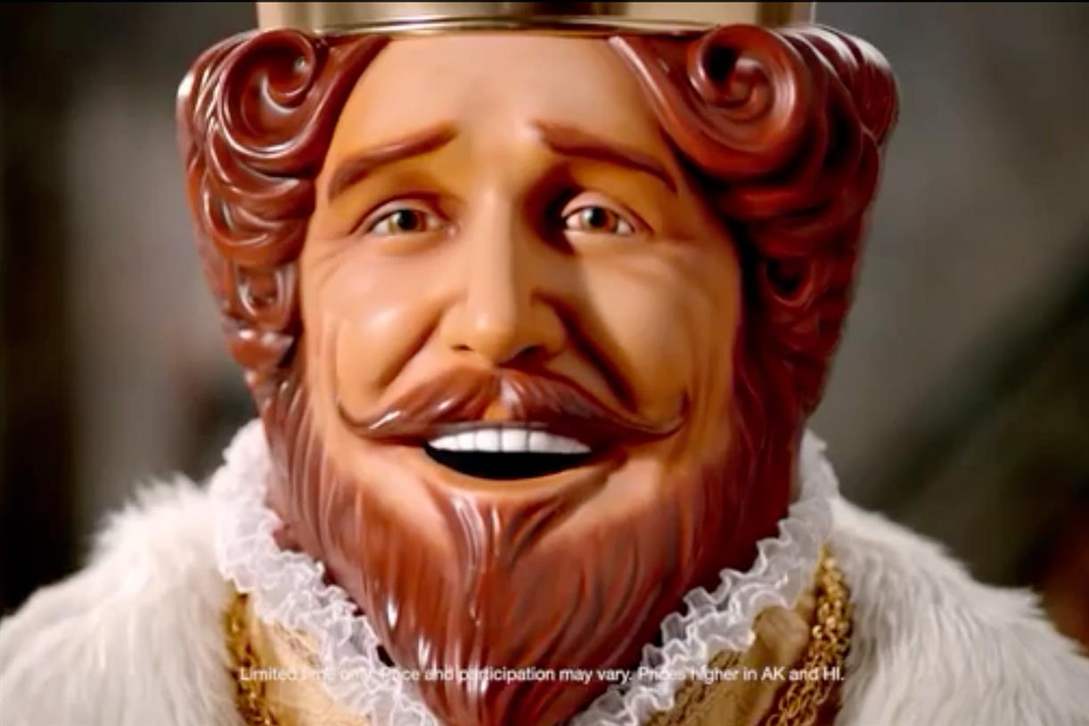 Burger King Smile By Pitch Campaign Us