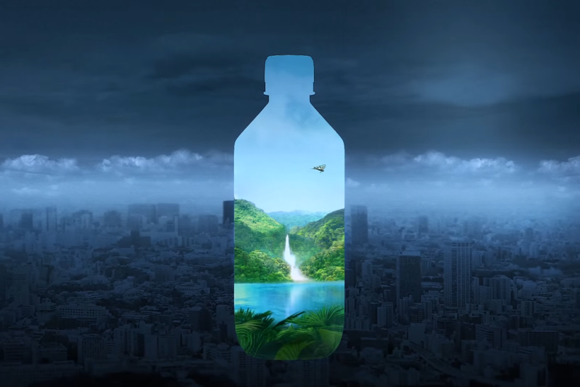 fiji water is running a year