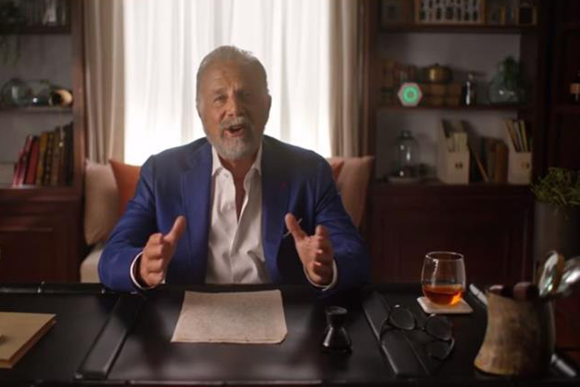 the most interesting man in the world meets a spicy female