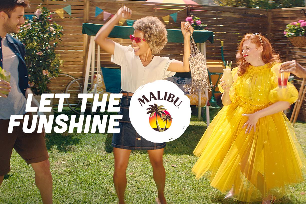 "Malibu ""Let the funshine"" by Virtue Worldwide | Campaign US"