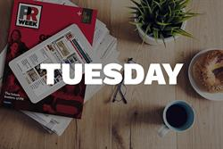 Breakfast Briefing: Five things for PR pros to know Tuesday morning