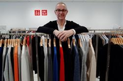 The Big Interview: Fast Retailing's director of global PR Aldo Liguori