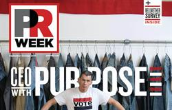 How to get your print copy of PRWeek at home