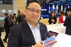 The Big Interview: LG's senior director of global comms Ken Hong