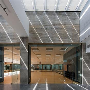 2019 WAN Awards Entry: Tsing Yi Southwest Leisure Building - Architectural Services Department