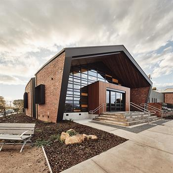 Melbourne early years hub design by K20 Architecture to last 100 years
