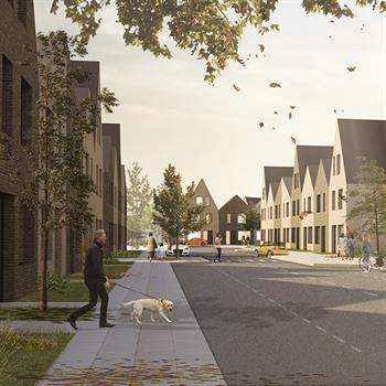 New images of £1bn Purfleet-on-Thames regeneration revealed