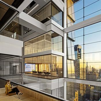 Perkins&Will win CoreNet NY's Project of the Year with Guardian Life's HQ
