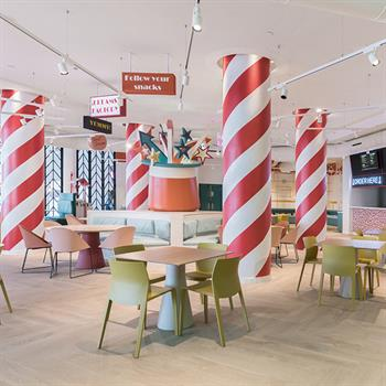 Dreams Factory: estudi{H}ac design imaginative Pool Restaurant in Tenerife